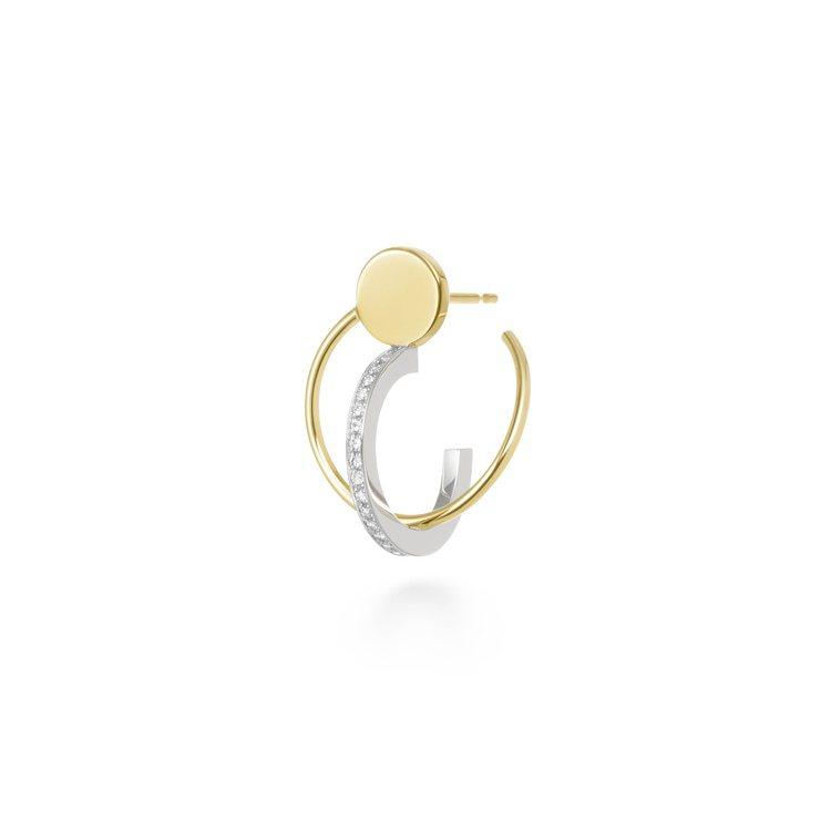 elements耳環,43,300元。圖/AHKAH提供