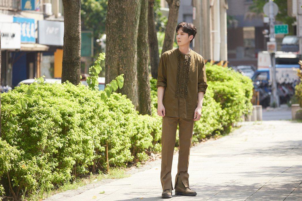 陳勢安推出全新專輯「唯一想了解的人」。圖/索尼音樂提供