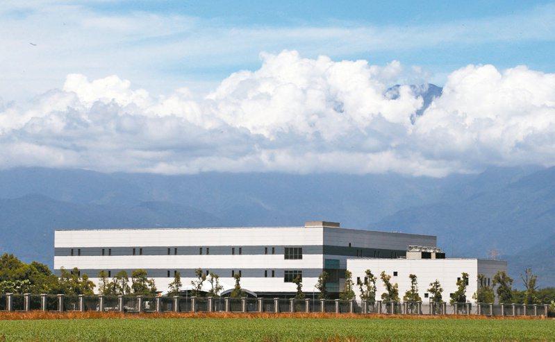 屏東南州合一生技新廠外觀。(本報系資料庫)