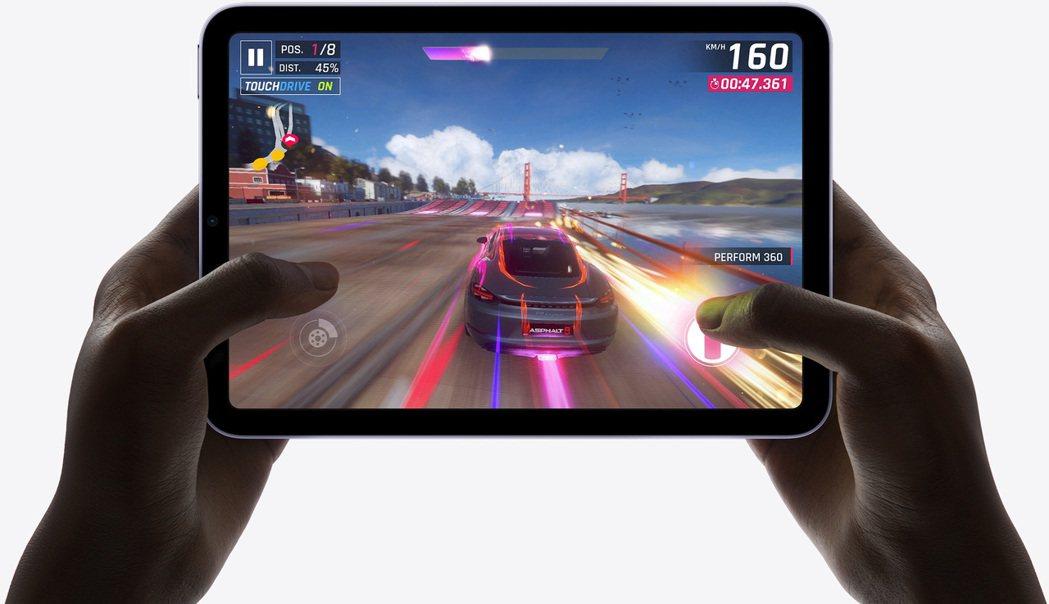 大陸蘋果官網最新訊息,現在下訂iPad mini 6,要等四到六周才能發貨。(取...