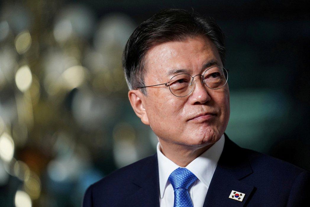 南韓總統文在寅將於20日與輝瑞執行長博爾拉會面。  路透