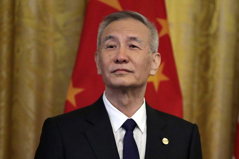 中國國務院副總理劉鶴則因未能阻止滴滴出行赴美上市,而必須提出自我批評。圖/美聯社