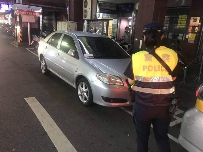 停車學問大,有民眾將車停在自家沒有紅黃線的門口,卻幾乎天天被檢舉。此為示意圖,與新聞無關。圖/基隆市警局交通隊提供