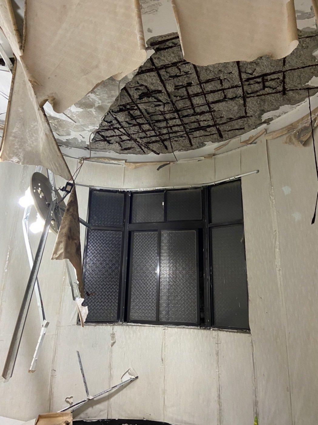 新北市推出「新北挺安全方案」,全額出資協助有安全疑慮的建築物辦理海砂屋鑑定。圖/...