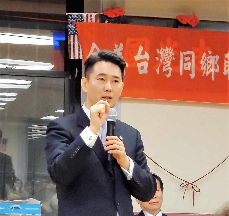國民黨副秘書長黃奎博。本報資料照片