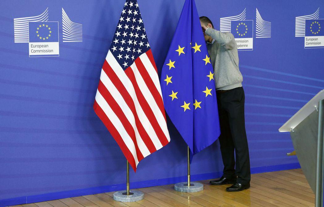 法國要求歐盟延後與美舉行貿易談判,傳歐盟考慮中。(路透)