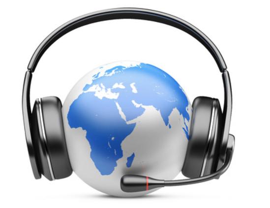 聲音經濟趨勢已然成形,市場方興未艾,平台、工具、內容各領域群雄並起。(網路圖片)