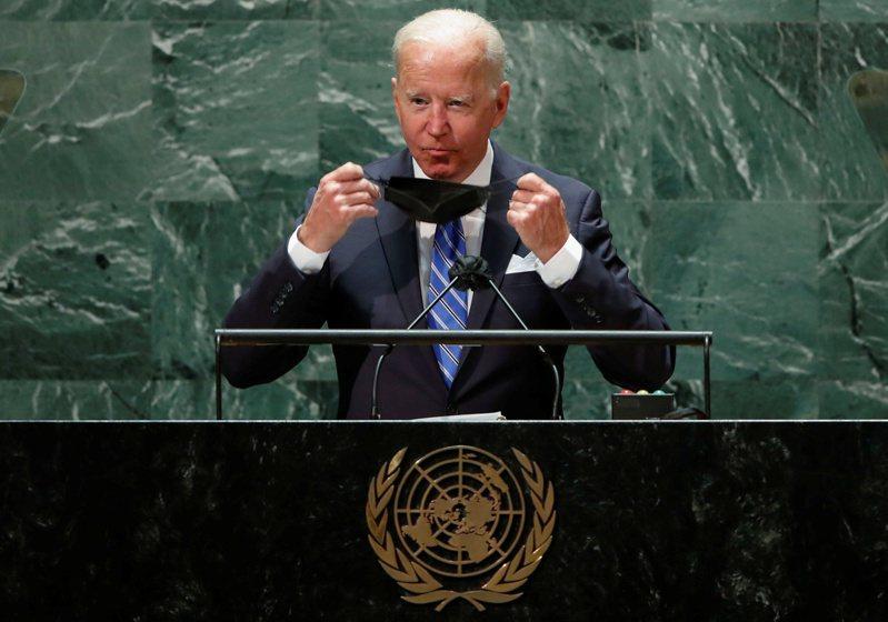 美國總統拜登21日表示美國並不尋求新冷戰。路透