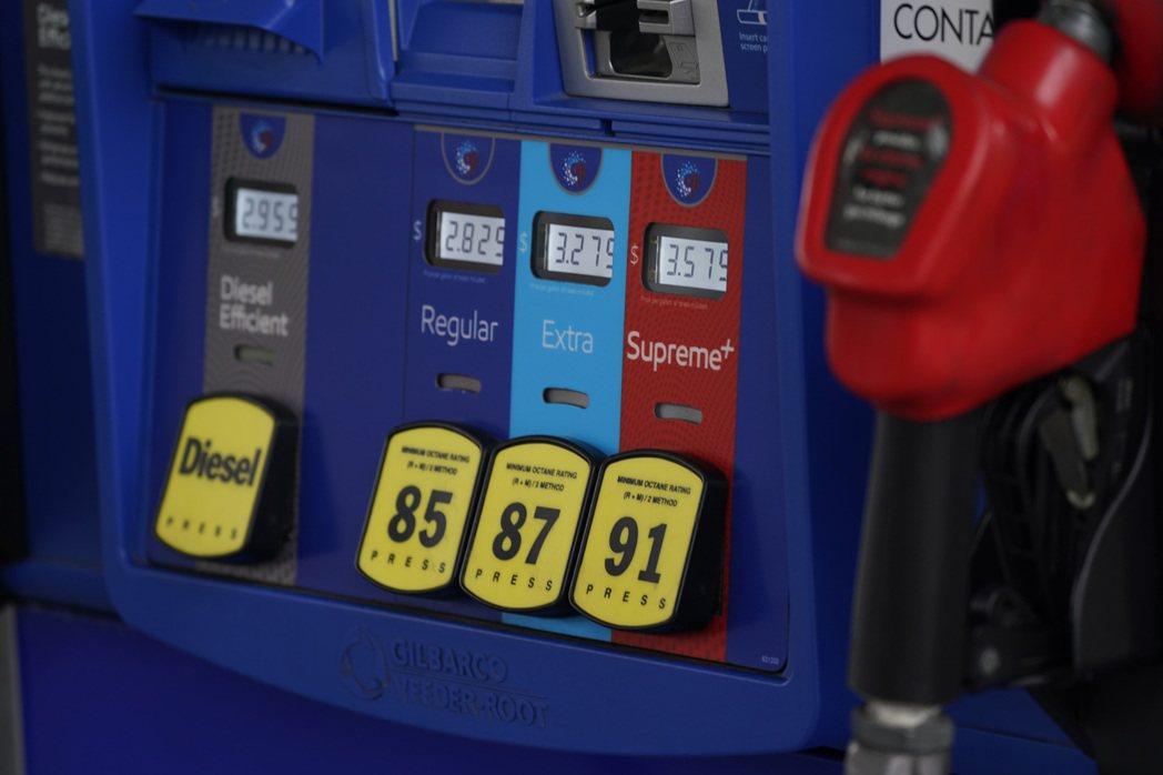 高盛表示,天然氣供給吃緊,已為今年冬季油價多頭走勢提供新催化劑。(美聯社)