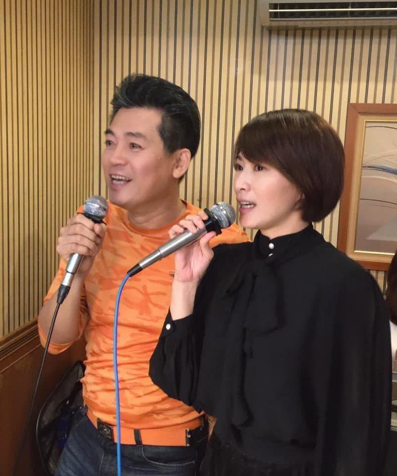 侯怡君與蕭大陸已結婚,現在最大希望能懷孕成功。 圖/擷自侯怡君臉書