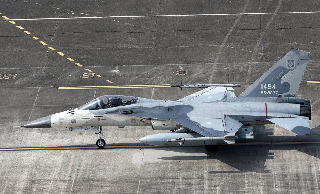 圖為IDF戰機。 圖/聯合報系資料照片