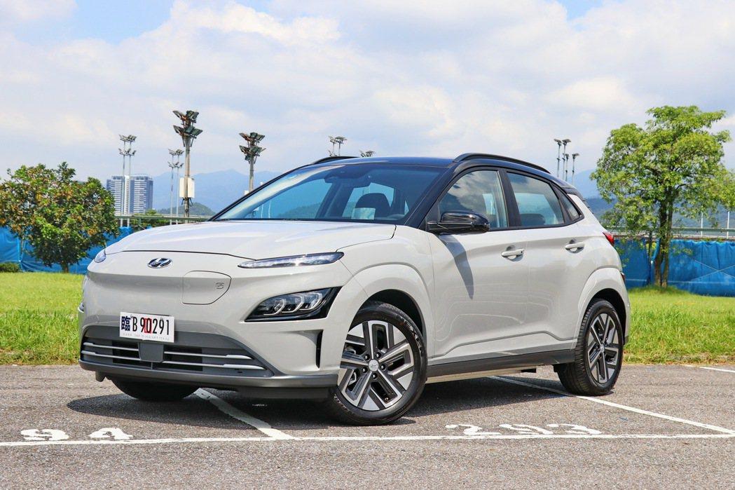 Hyundai Kona Electric EV300,原價124.9萬、9月底...