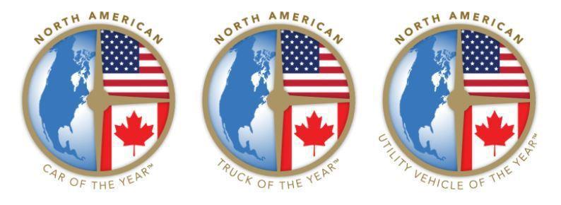 2022北美年度風雲車在9月底公布了第二階段的半決選名單。 圖/NACTOY提...