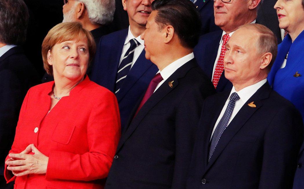 梅克爾以後,德國又該如何面對中國和俄羅斯的問題?在國際局勢下應對新時代極權專制的...