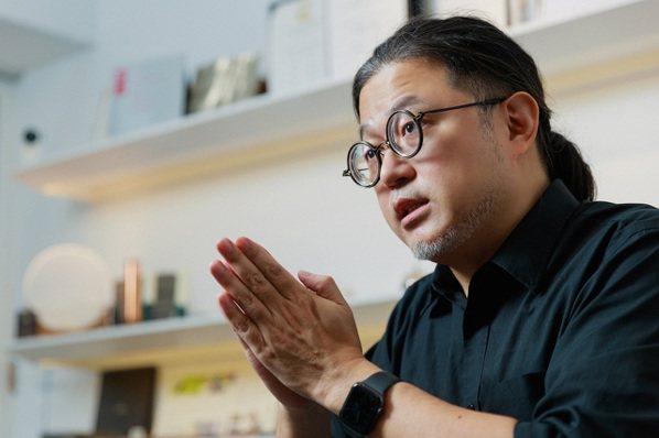 點睛設計總監韓世國,近年來專注於永續設計,並協助企業找到為環境盡一份心力的方法。