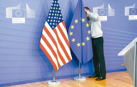 法國要求歐盟延後與美舉行貿易談判,傳歐盟考慮中。 路透