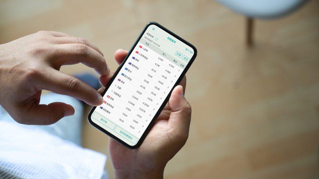 玉山銀行推出「24小時線上換匯」服務,提供零時差的數位外匯交易服務。
