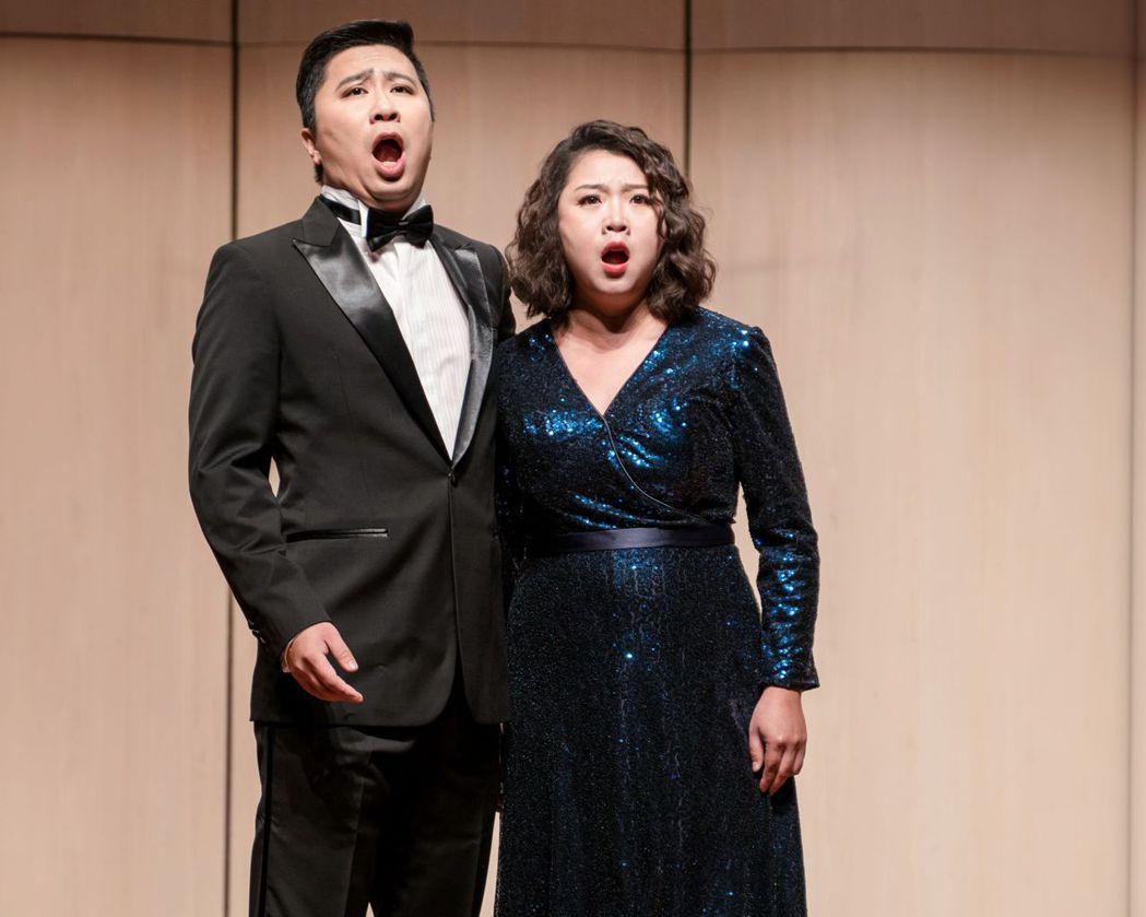 奇美音樂節「遇見莫札特」推出王喬怡與李蘇美聲音樂會。   奇美博物館/提供
