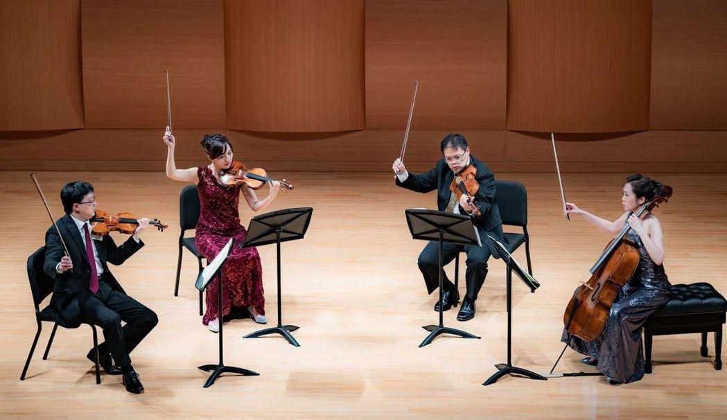 奇美音樂節「遇見莫札特」將推出Infinite室內樂集首席四重奏音樂會。   奇...