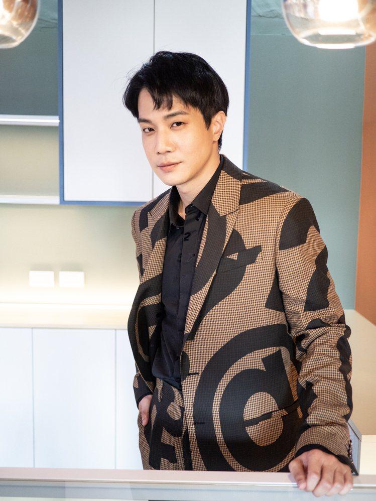 薛仕凌今年入圍兩項金鐘,終於證明自己是演員。圖/ 大璽影藝提供
