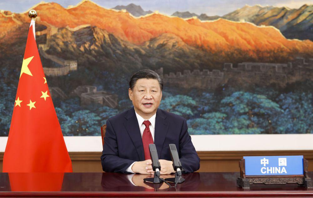 大陸國家主席習近平在北京以視頻方式出席第七十六屆聯合國大會一般性辯論並發表講話。...