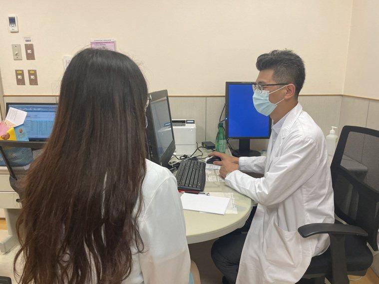 中醫大新竹附醫乳房外科主任劉良智表示,早期乳癌只要好好接受手術、藥物或是放射線治...