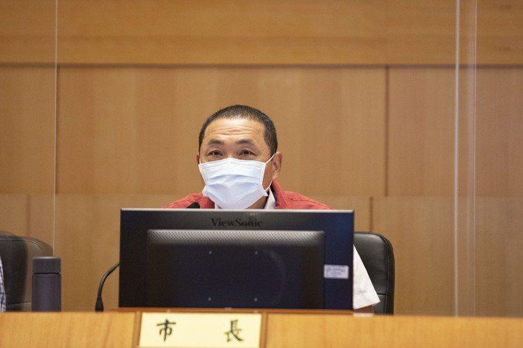 新北市長侯友宜表示,今天(22日)將對隔離者做最後採檢,如果採檢結果全數陰性,3...