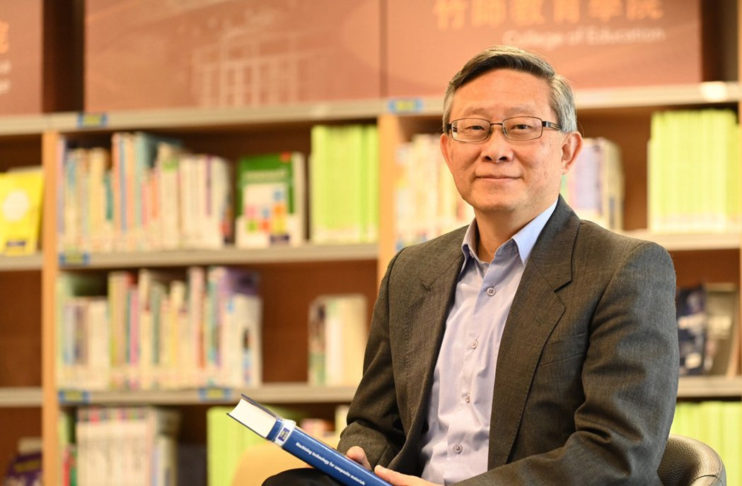 清大校長賀陳弘說,跨領域整合是清華學士後醫學系的特色。清大/提供