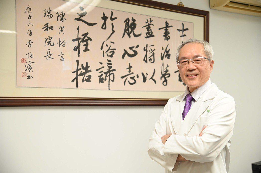 生科院院長高瑞和表示,清華學士後醫學系將招收具利他精神及從醫熱忱的公費生。清大/...