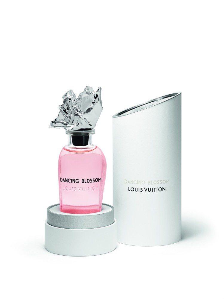 全新Les Extraits頂級香水系列。圖/路易威登提供