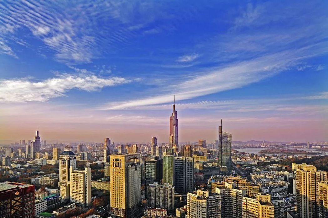 亞洲開發銀行預估今年大陸GDP增速為8.1%。(圖/取自第一財經)