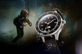 BULOVA讓傳奇故事再延續 復刻50年代最強悍潛水表