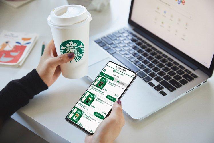 即日起星巴克結合LINE帳號,全新推出「每日星巴克」六大訂閱方案服務。圖/星巴克...