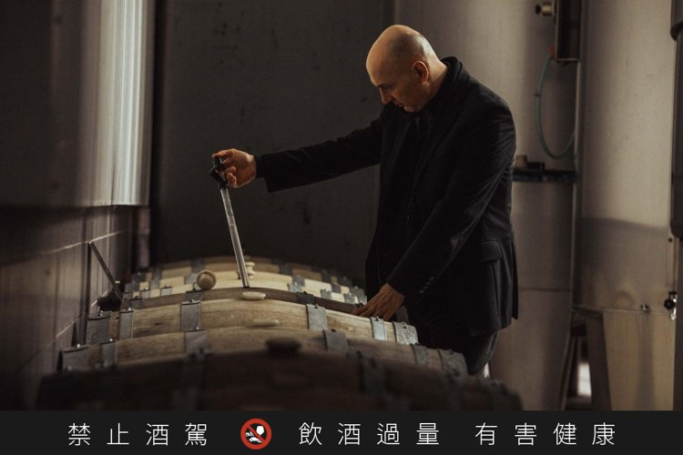 天夢香檳酒莊創始人Henri的曾孫Bertrand Lhôpital。圖/人頭馬...