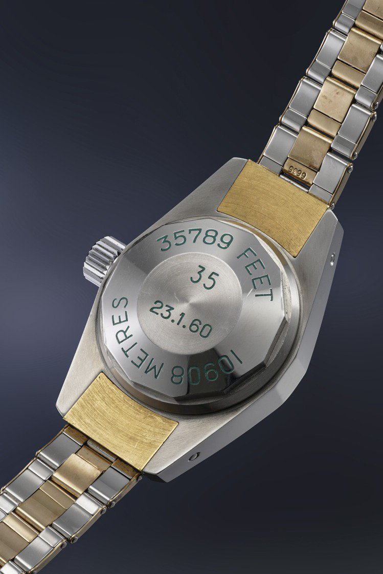 富藝斯將於日內瓦秋拍呈獻一枚1965年製且首現拍場之勞力士Deep Sea Sp...