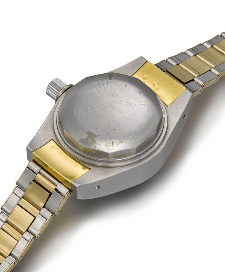 1953年勞力士的Deep Sea Special N°1實驗性原型表將於11月...