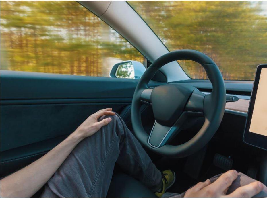 華為22日預測,到2030年,大陸自動駕駛新車滲透率將高於20%。(圖/取自新浪...