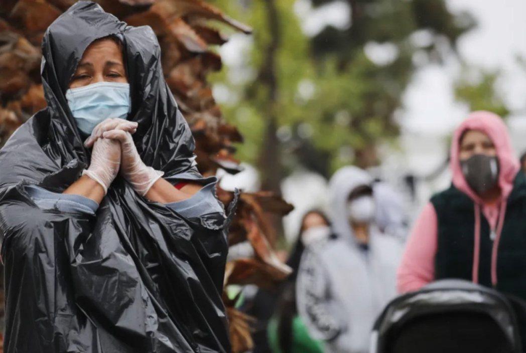 大陸中科院論文預發平台上的一項研究稱,美國新冠疫情流行時間比中國大陸還早,數據被...