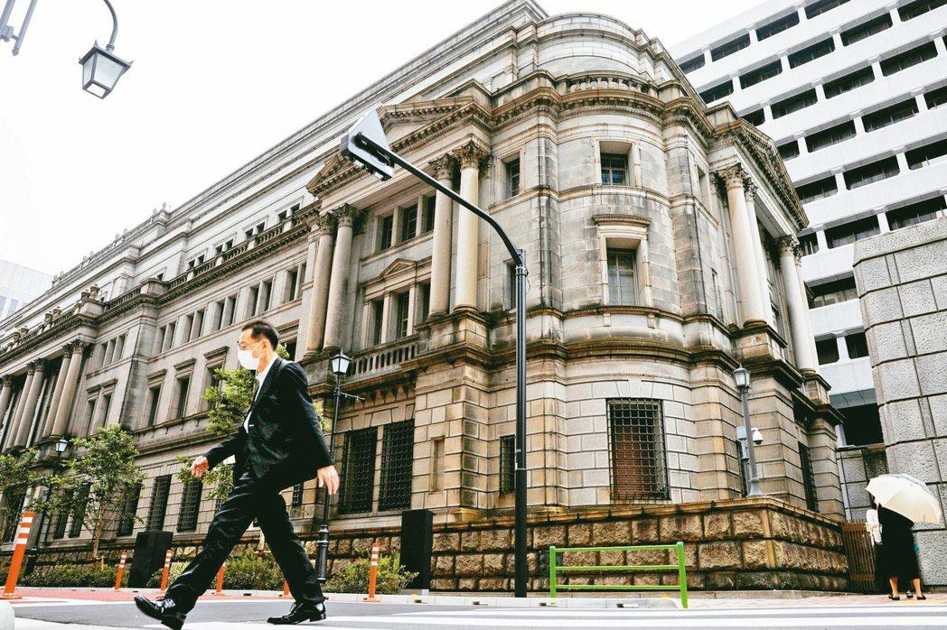 日本銀行(央行)22日維持負利率和資產購買目標不變。 (路透)