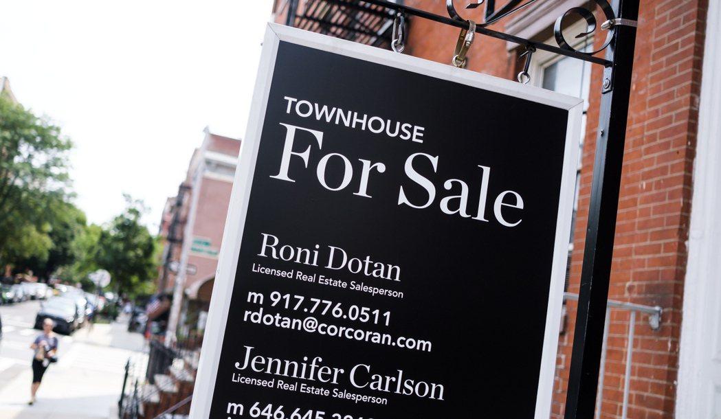 首購族縮手,使美國8月成屋銷售下滑2%。歐新社