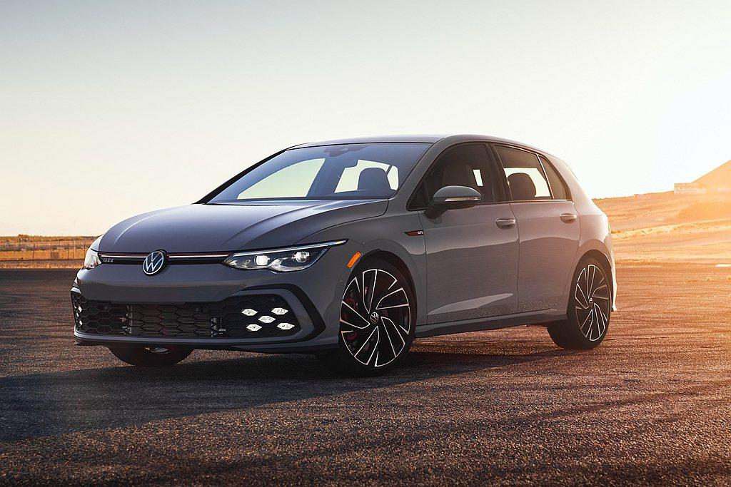 美規全新第八代福斯Golf GTI搭載最新版本代號EA888、2.0L渦輪增壓引...