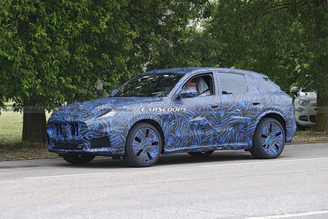 Maserati Grecale未來上市後的最直接對手將是Porsche Mac...