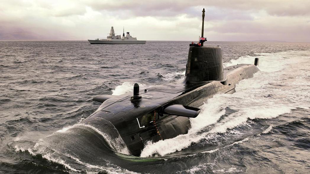 根據AUKUS目前的初步規畫,澳洲預計將在英美兩國的全力支持下,取得「至少8艘核...