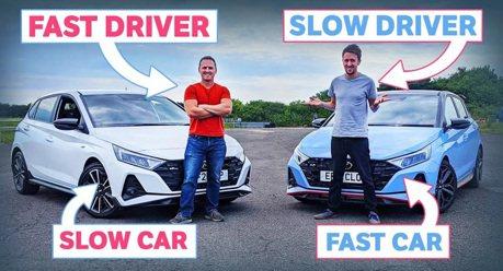 快人慢車?慢人快車?Hyundai i20 N和N Line最後究竟誰開比較快?