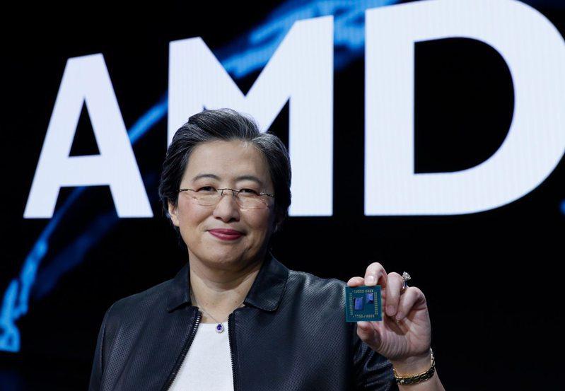 美商超微(AMD)總裁兼執行長蘇姿丰(Lisa Su)。取自AMD網站