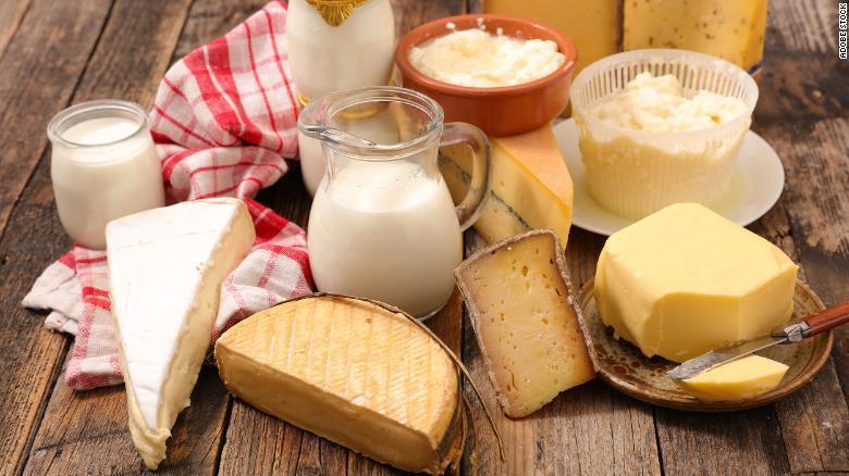 根據對世界上最大乳製品消費者進行的新研究顯示,與攝入量相對較低的人相比,「攝入更...