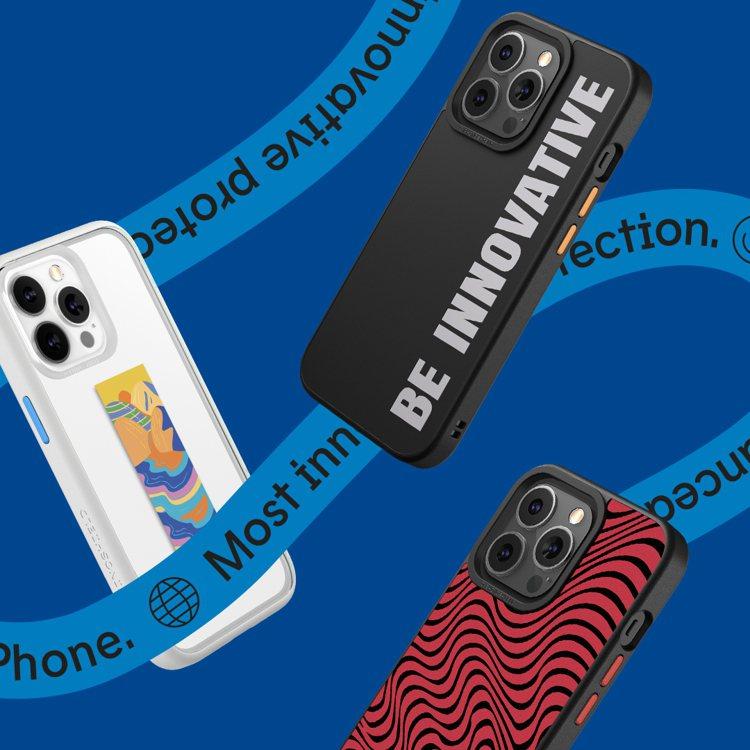 RhinoShield犀牛盾推出全系列的iPhone 13周邊配件,供消費者一站...