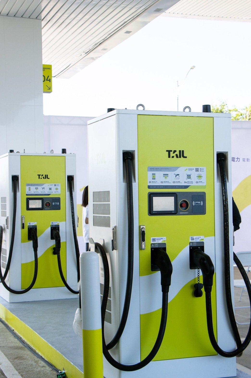 高速公路也有電動車超充站了!北基今宣布在中山高西螺服務區的北上加油站,設置首座超...