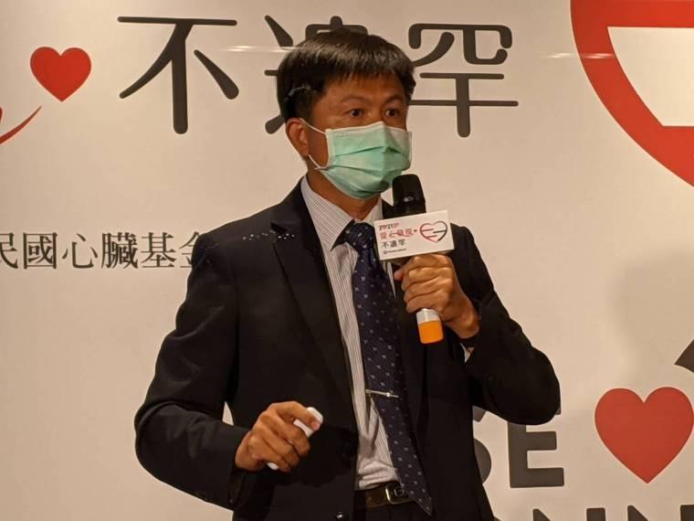 台大醫學院心衰竭中心主任莊志明呼籲,40歲以上患有左心室肥厚的男性務必要進行篩檢...