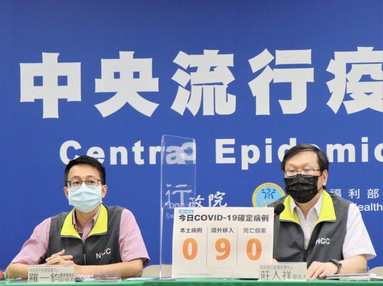 莊人祥表示,根據指揮中心官網的安全監測報告,不分廠牌疫苗接種後出現心肌炎案例共1...